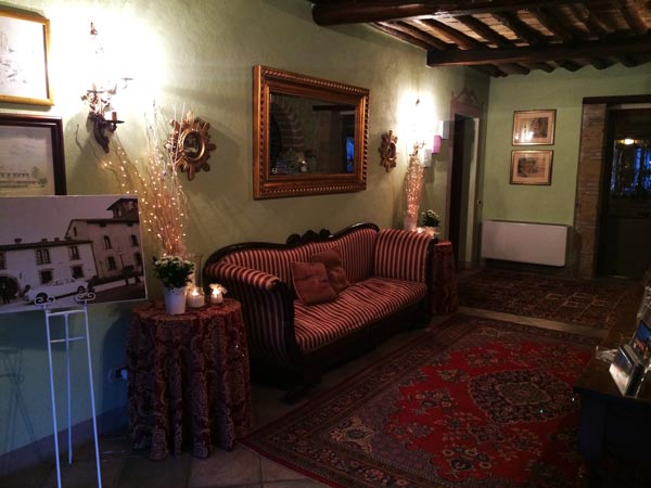 Zia Cathys Country House Location Galleria Interno